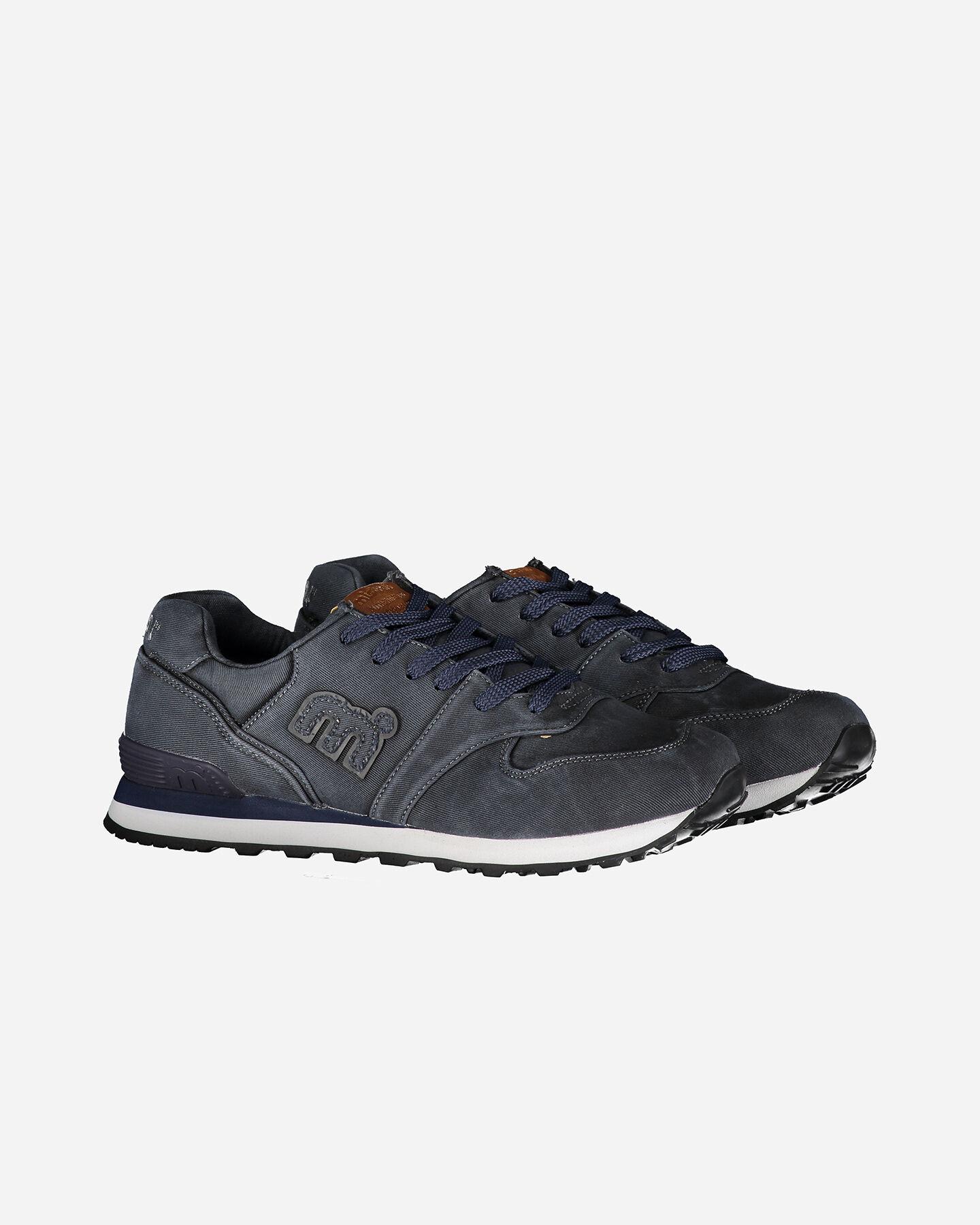 Scarpe sneakers MISTRAL SEVENTIES DENIM M S4089425 scatto 1