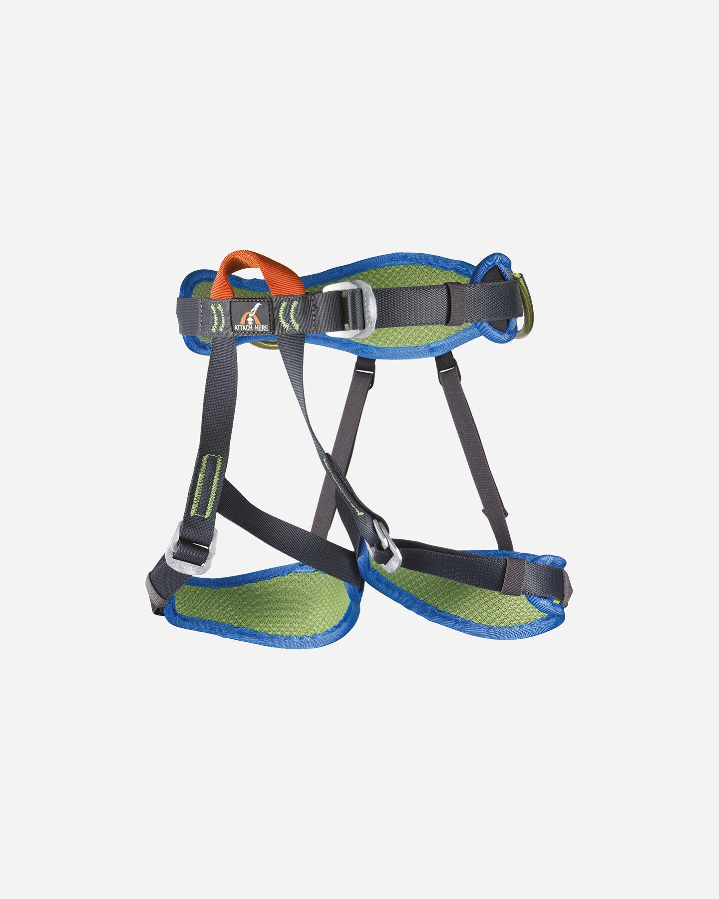 Accessorio arrampicata CAMP KIT CAMP FERRATA KINETIC 2746 ROCKSTAR-TOPAZ PLUS S4027971 1 UNI scatto 1