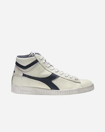 Scarpe sneakers DIADORA GAME L-HIGH WAXED M