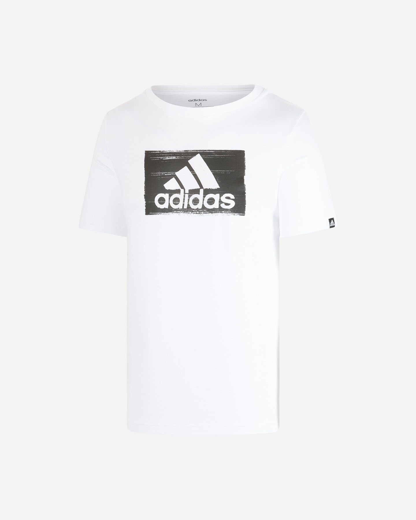 T-Shirt ADIDAS BRUSHSTROKE M S5211283 scatto 0