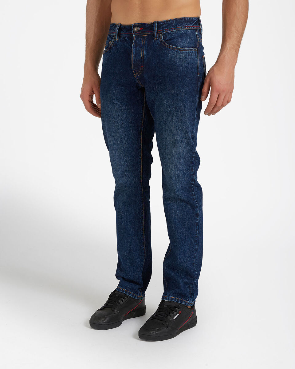 Jeans COTTON BELT 5TS SLIM M S4076649 scatto 2