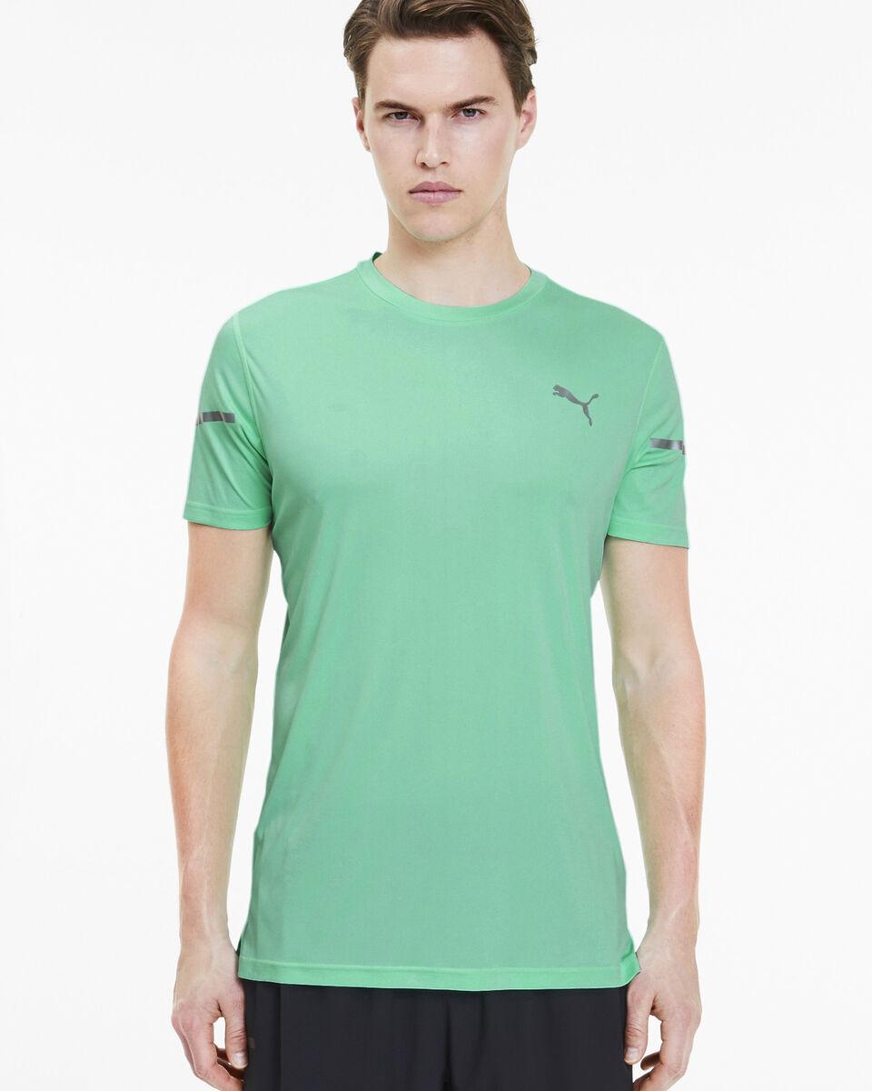 T-Shirt running PUMA BIO MOTION THERMO M S5189108 scatto 2