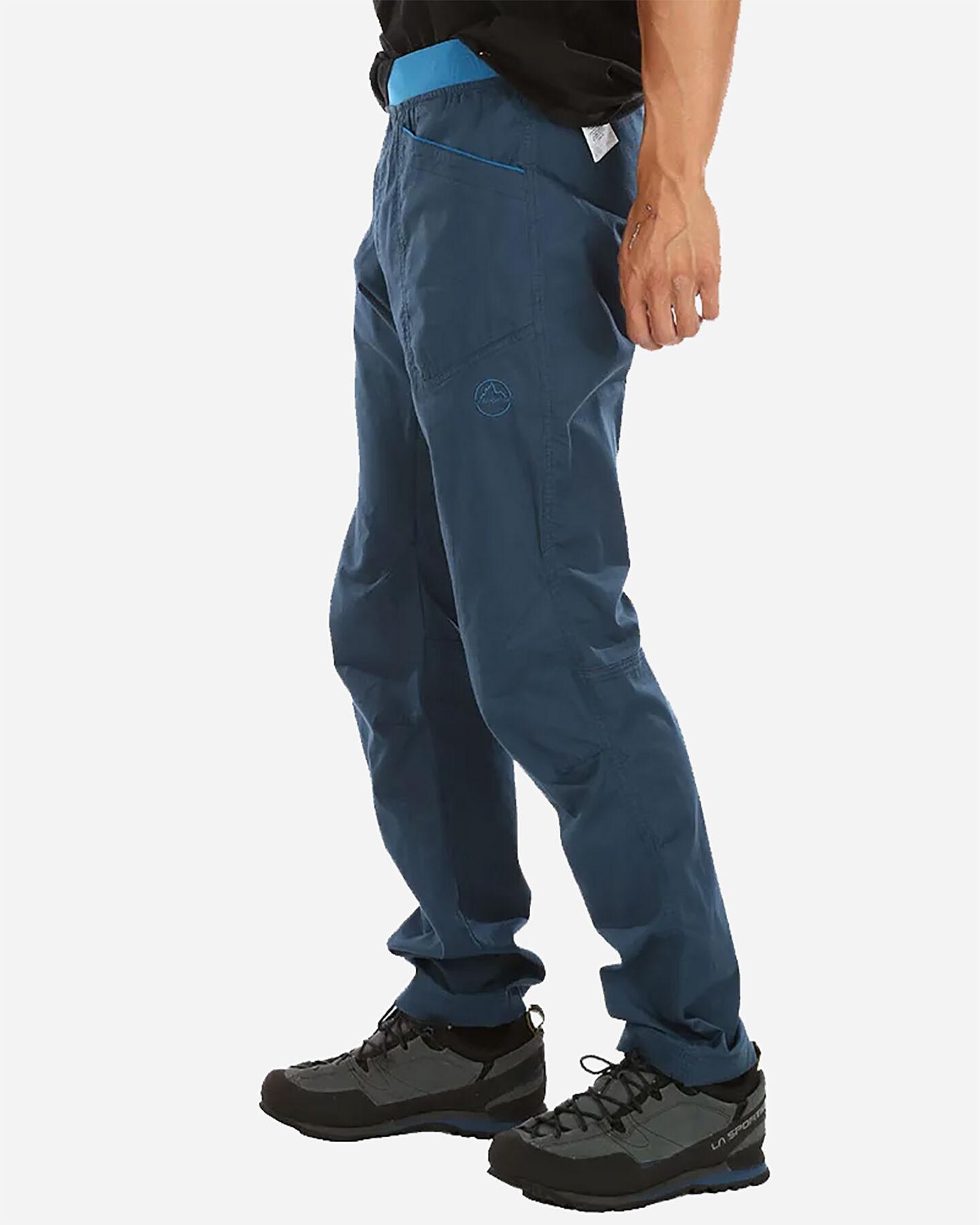 Pantalone outdoor LA SPORTIVA ROOTS M S5198550 scatto 3