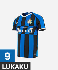 NIKE INTER  NIKE INTER LUKAKU HOME JR 19-20