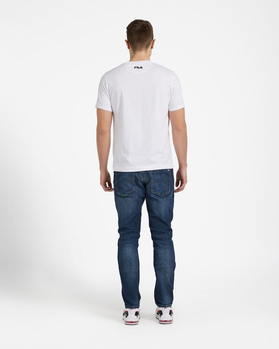 T-Shirt FILA LOGO VINTAGE M S4073889 scatto 2