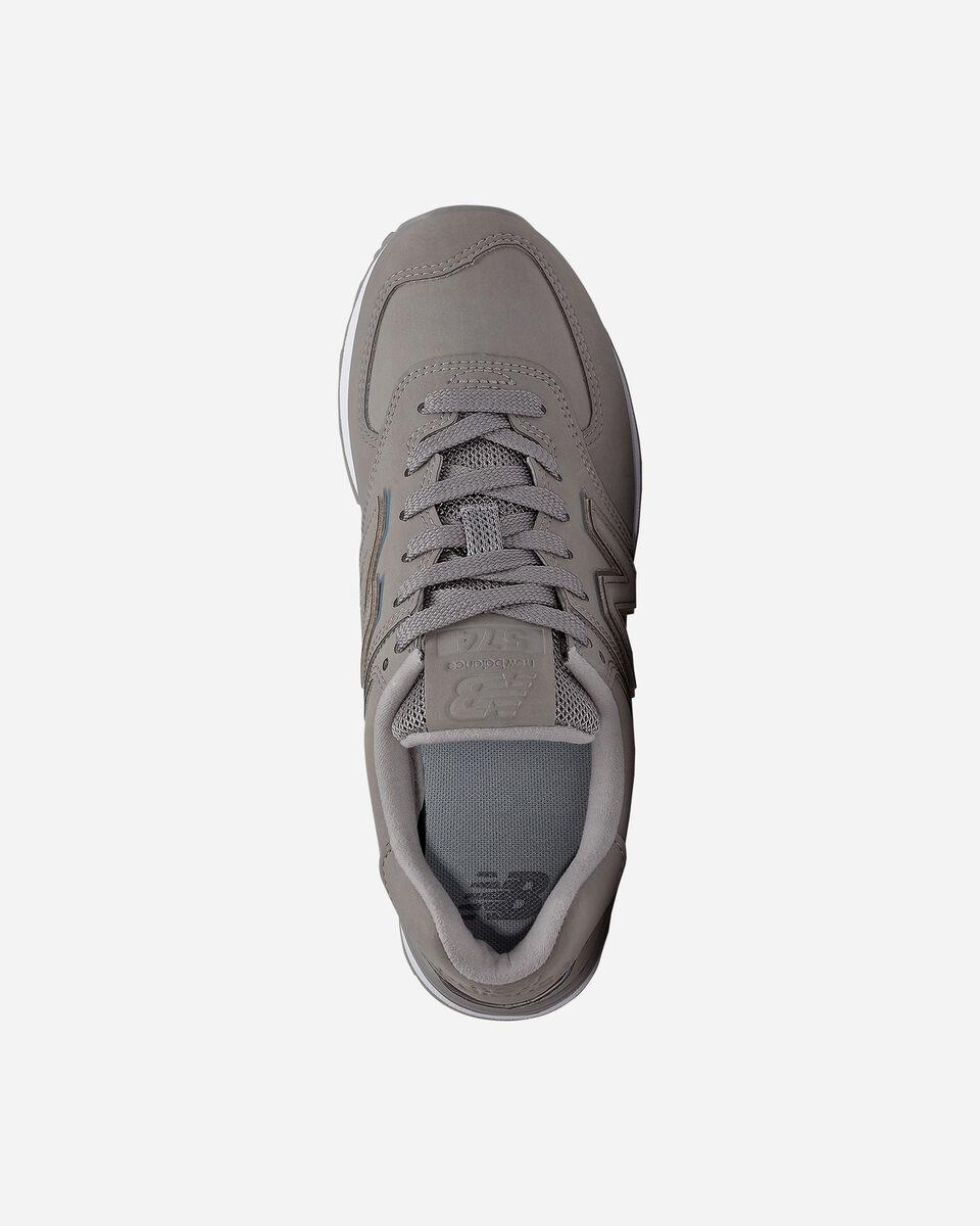 Scarpe sneakers NEW BALANCE 574 W S5237250 scatto 2