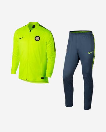Tuta calcio NIKE INTER FC DRY SQUAD SUIT M