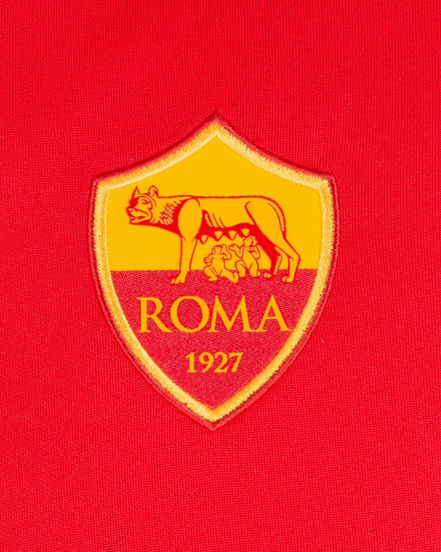 Abbigliamento calcio NIKE ROMA TRAINING 20-21 M S5195501 scatto 2