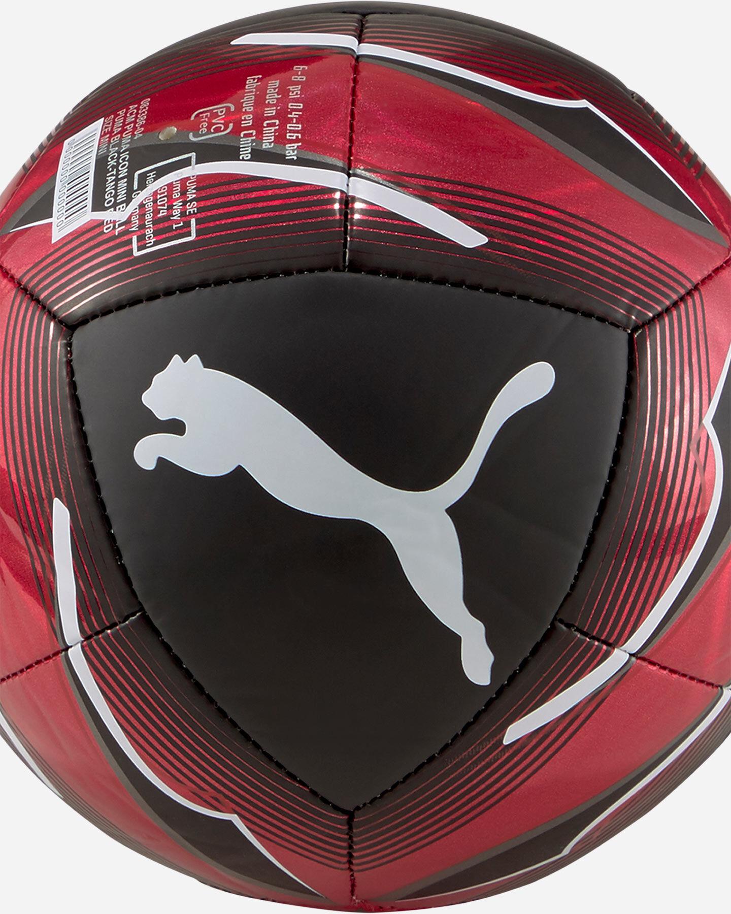 Pallone calcio PUMA MILAN ICON S5233978|04|MINI scatto 1