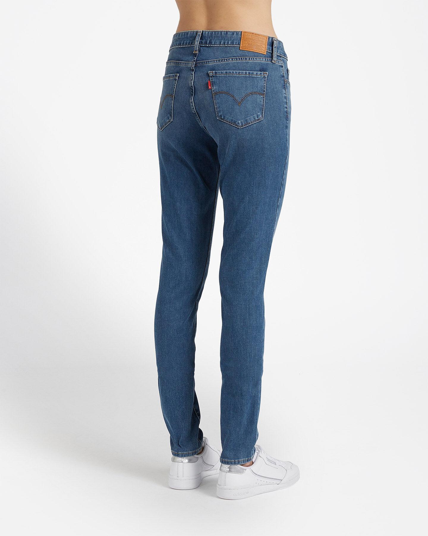 Jeans LEVI'S 711 SKINNY W S4077781 scatto 1