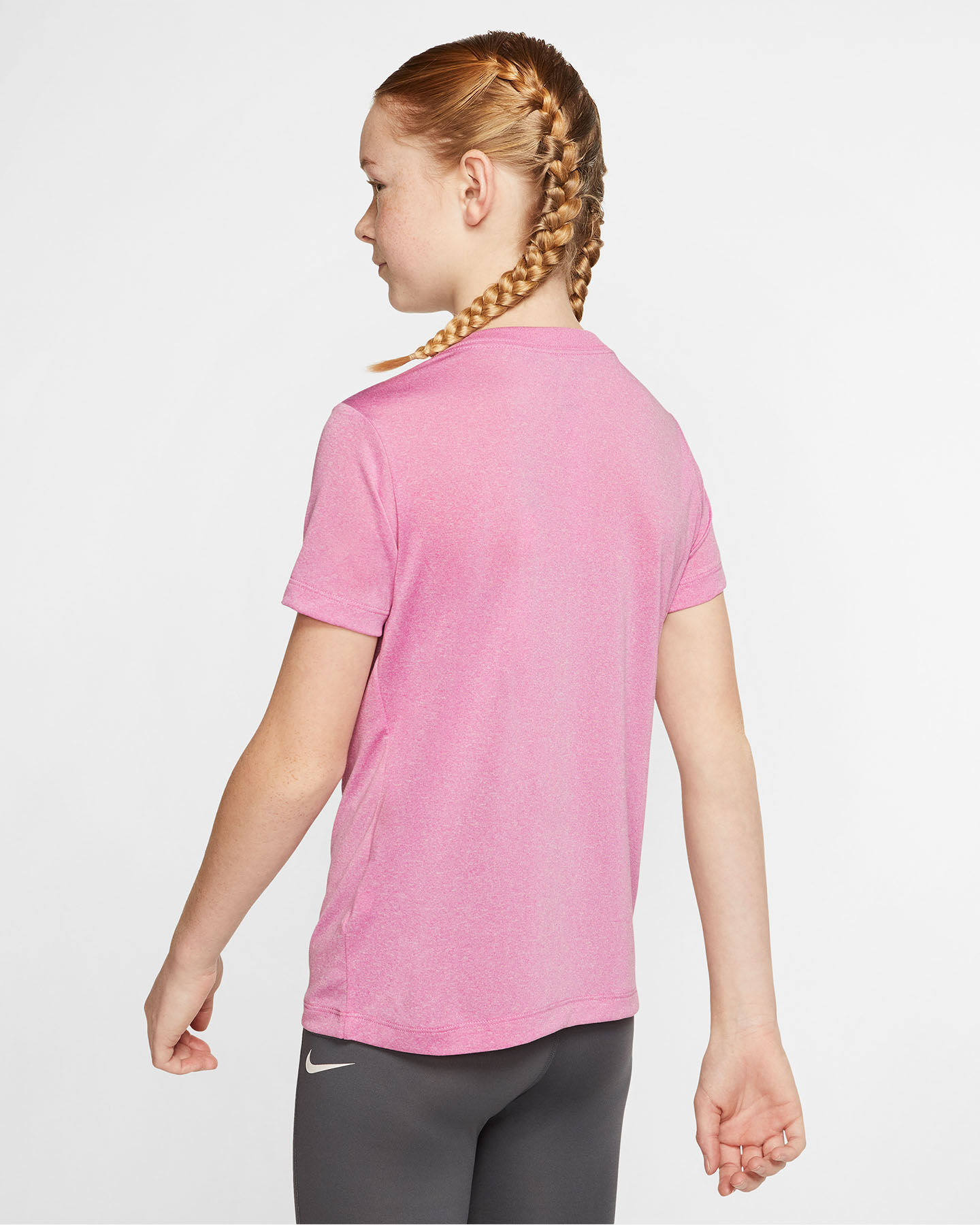 T-Shirt NIKE DRI-FIT JR S5162697 scatto 3