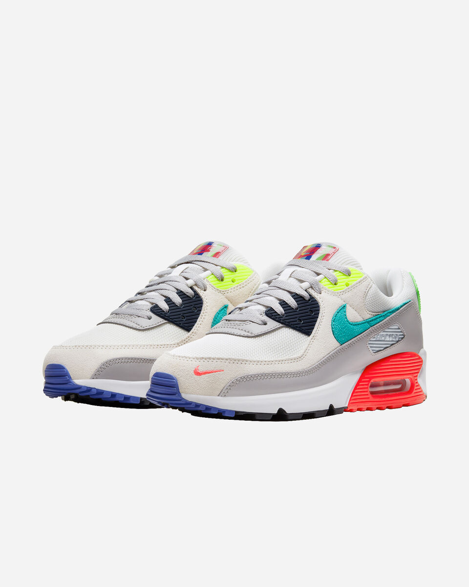 Scarpe sneakers NIKE AIR MAX 90 SE M S5270454 scatto 1