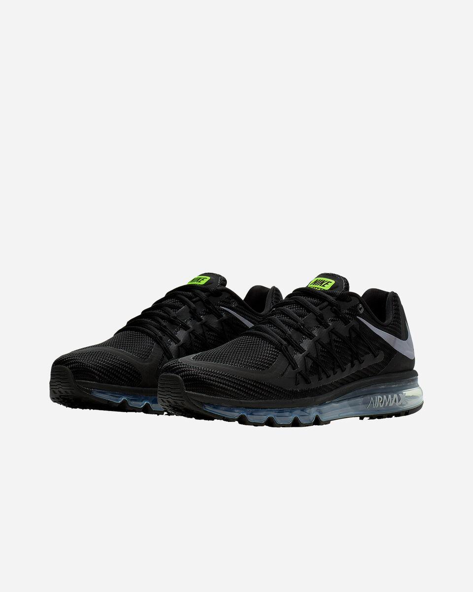 Scarpe sneakers NIKE AIR MAX 2015 M S5239677 scatto 1