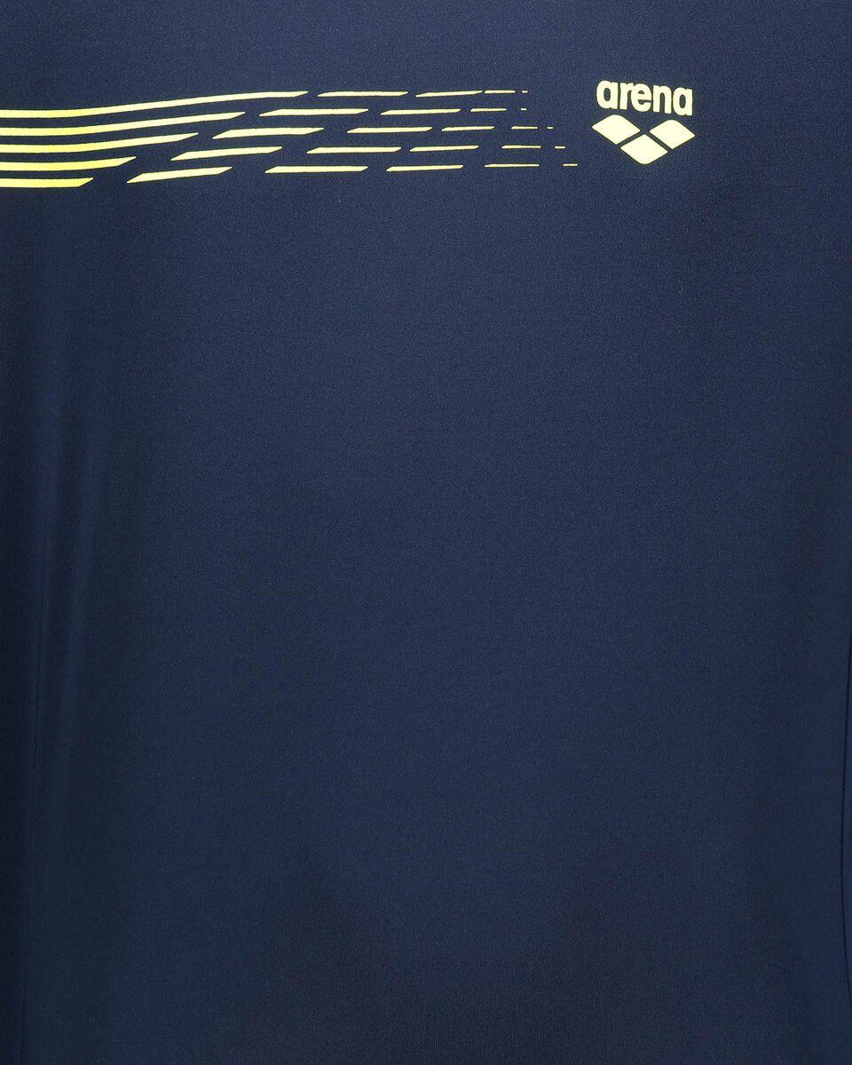 T-Shirt training ARENA BTT GRAPH M S4081317 scatto 2
