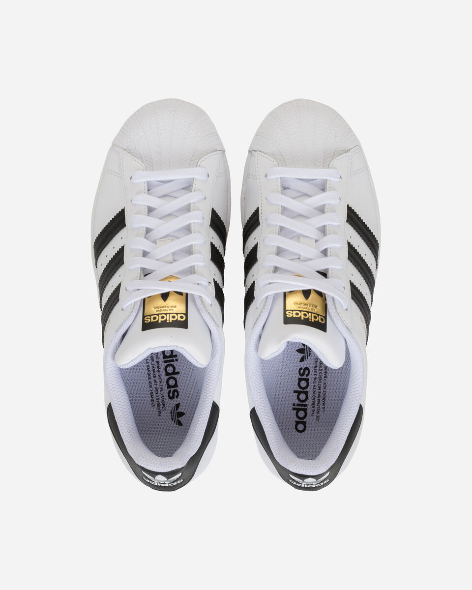 Scarpe sneakers ADIDAS SUPERSTAR S5152613 scatto 3