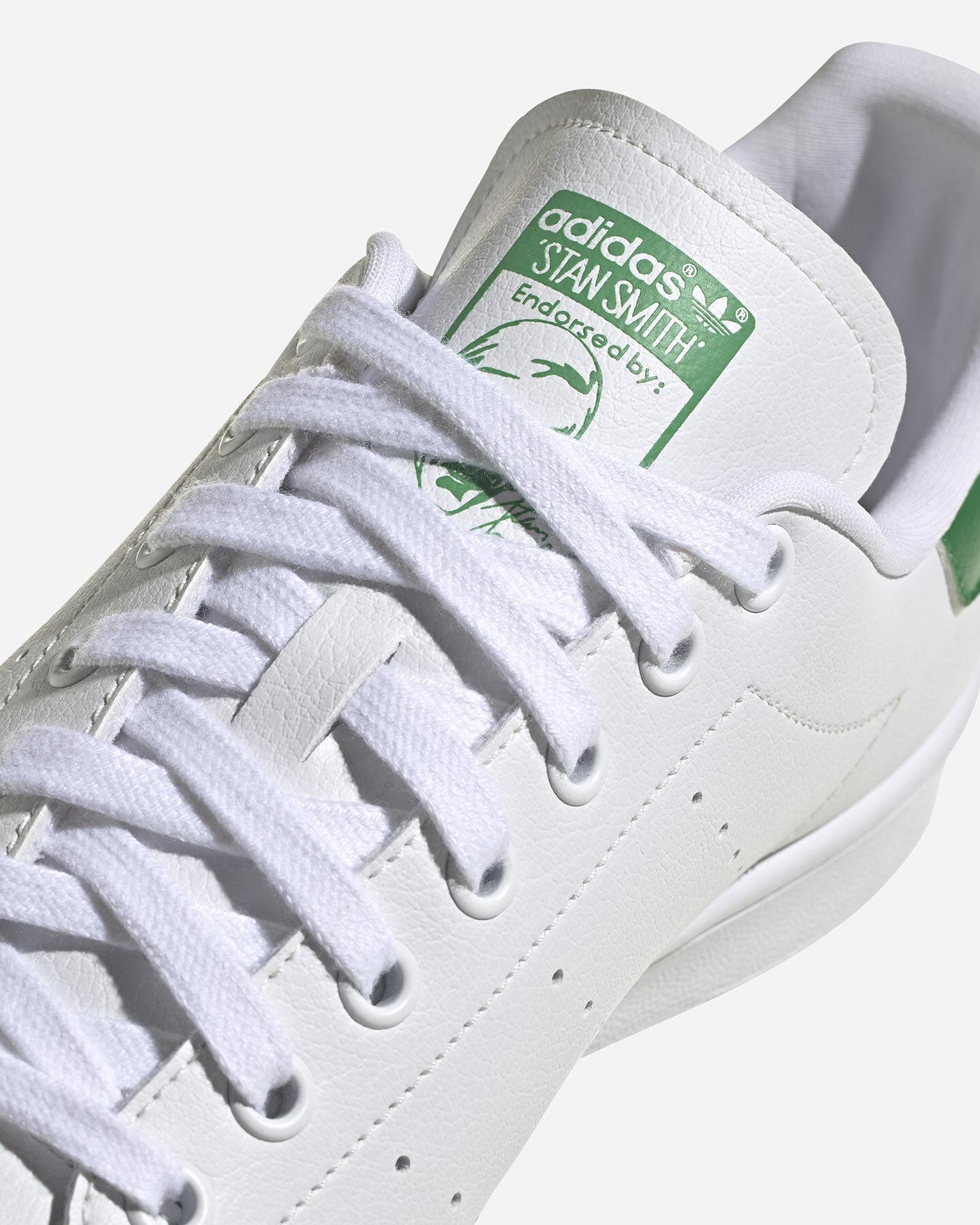 Scarpe sneakers ADIDAS STAN SMITH VEGAN M S5208680 scatto 4