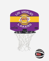 IDEE REGALO bambino_unisex SPALDING NBA MINIBOARD LOS ANGELES LAKERS