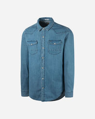 CAMICIE uomo TOMMY HILFIGER ML ESSENTIAL DENIM M