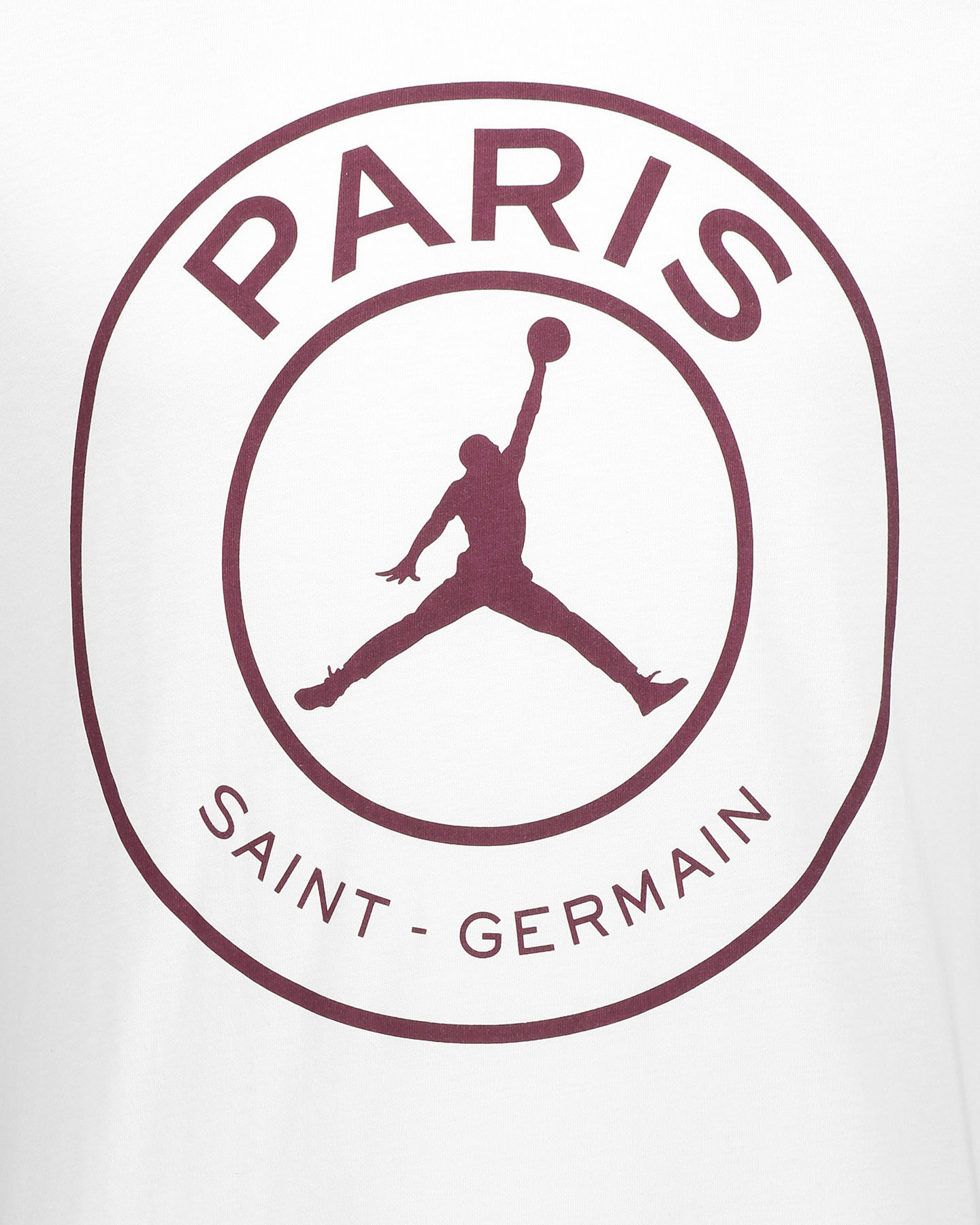 T-Shirt NIKE JORDAN PSG LS M S5227872 scatto 2