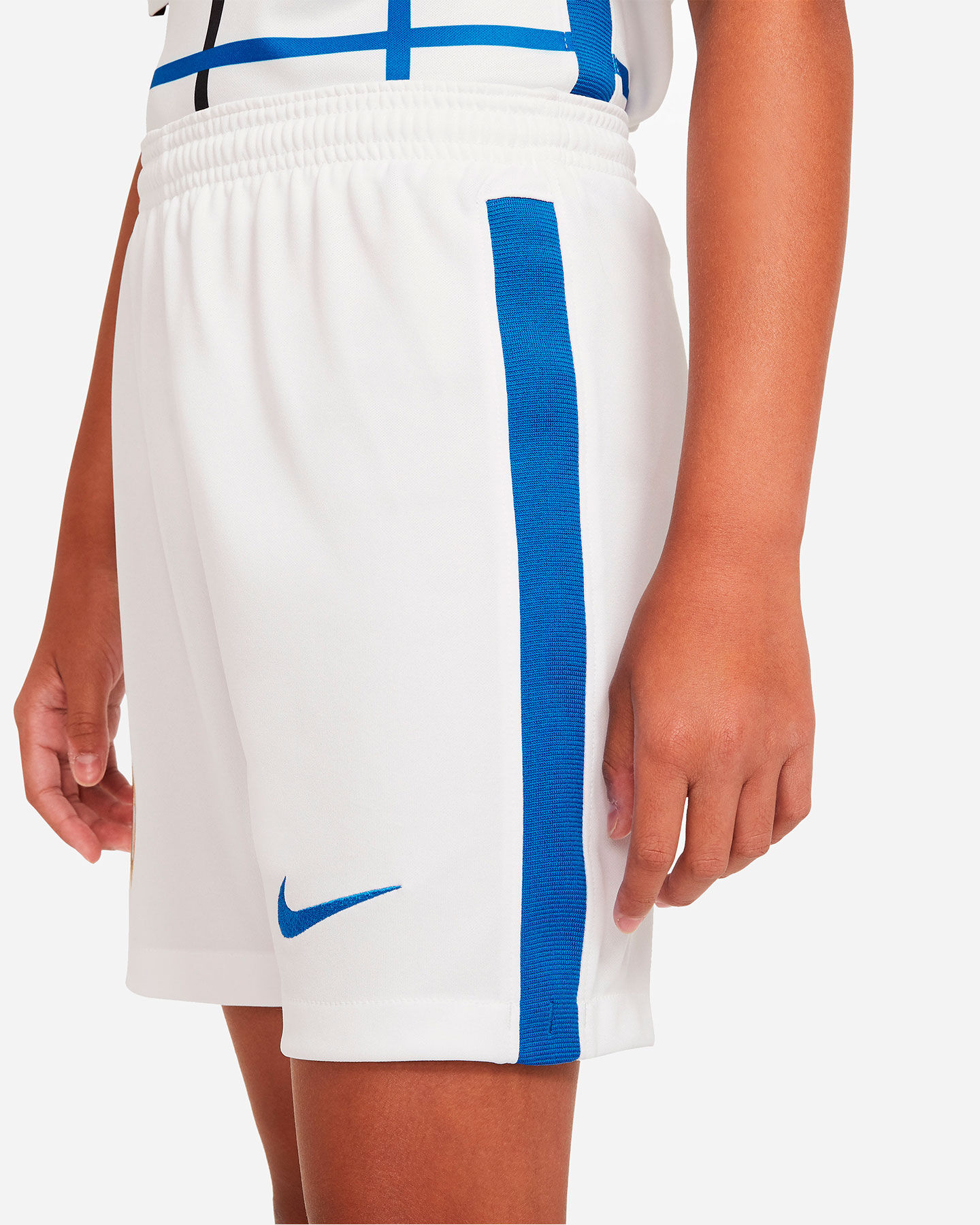 Pantaloncini calcio NIKE INTER HOME 20-21 JR S5195474 scatto 4
