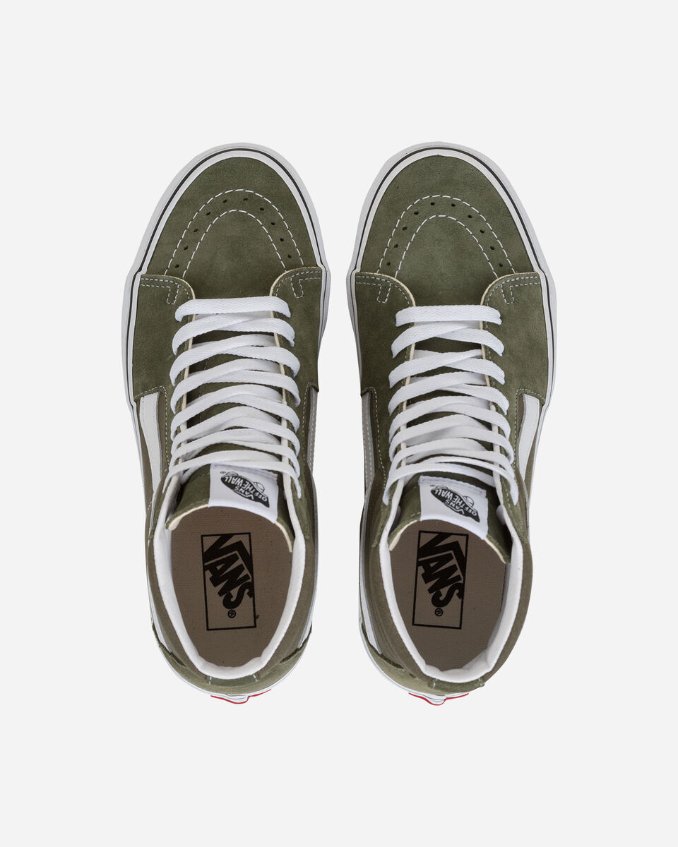 Scarpe sneakers VANS SK8-HI GRAPE M S5241049 scatto 3