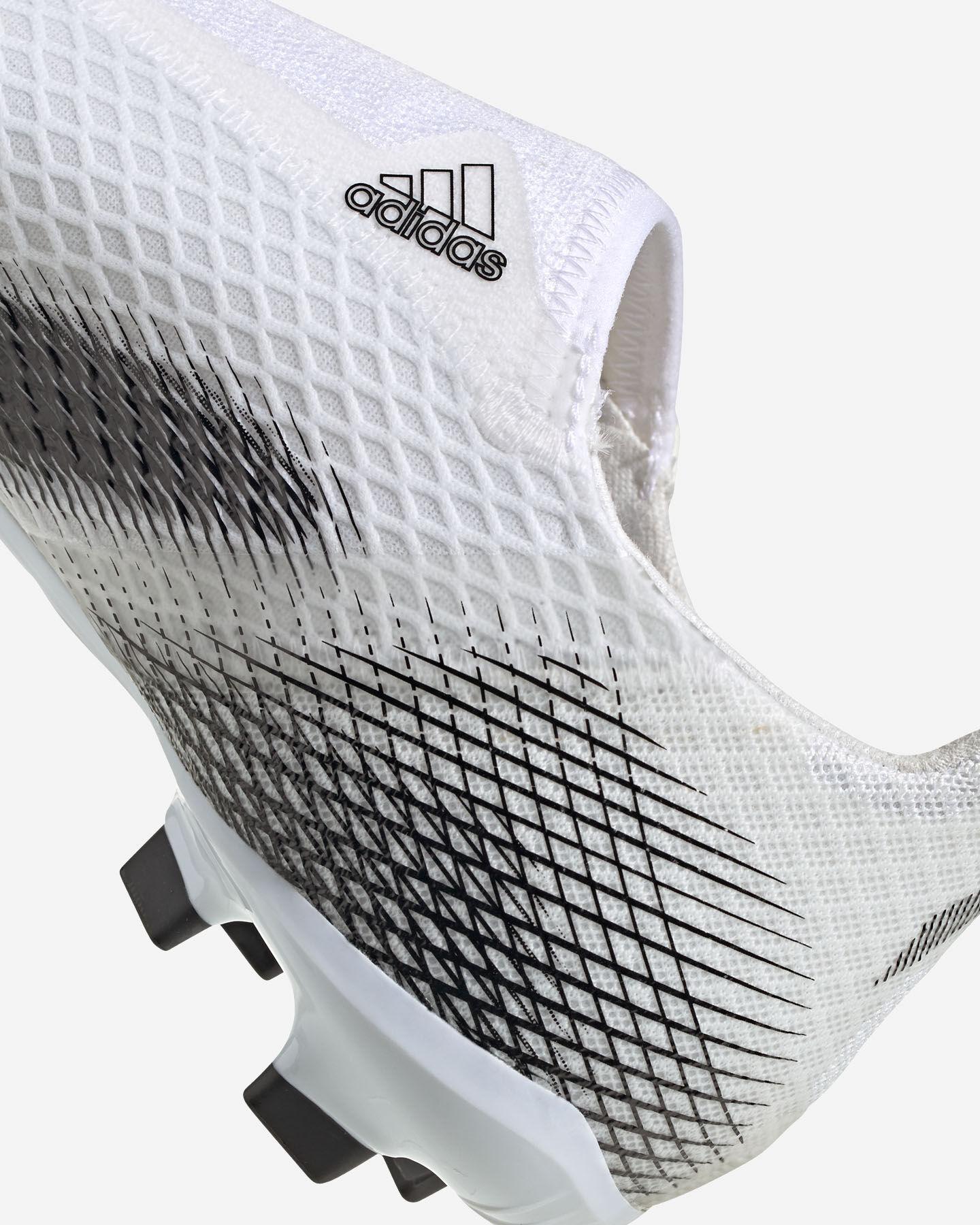 Scarpe calcio ADIDAS X GHOSTED 3 LL FG JR S5216987 scatto 4