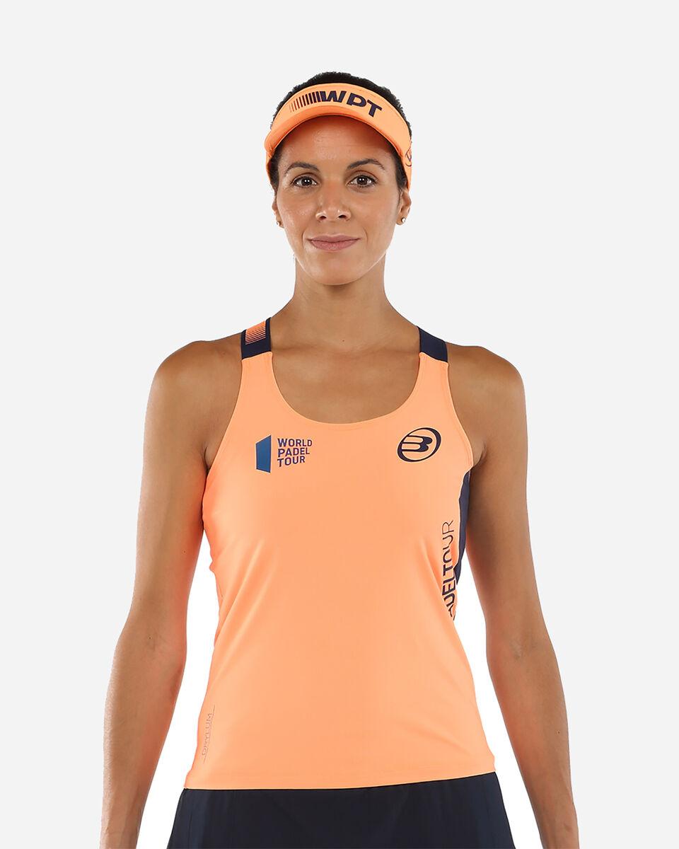 T-Shirt tennis BULLPADEL YALI PADEL W S5349391 scatto 0