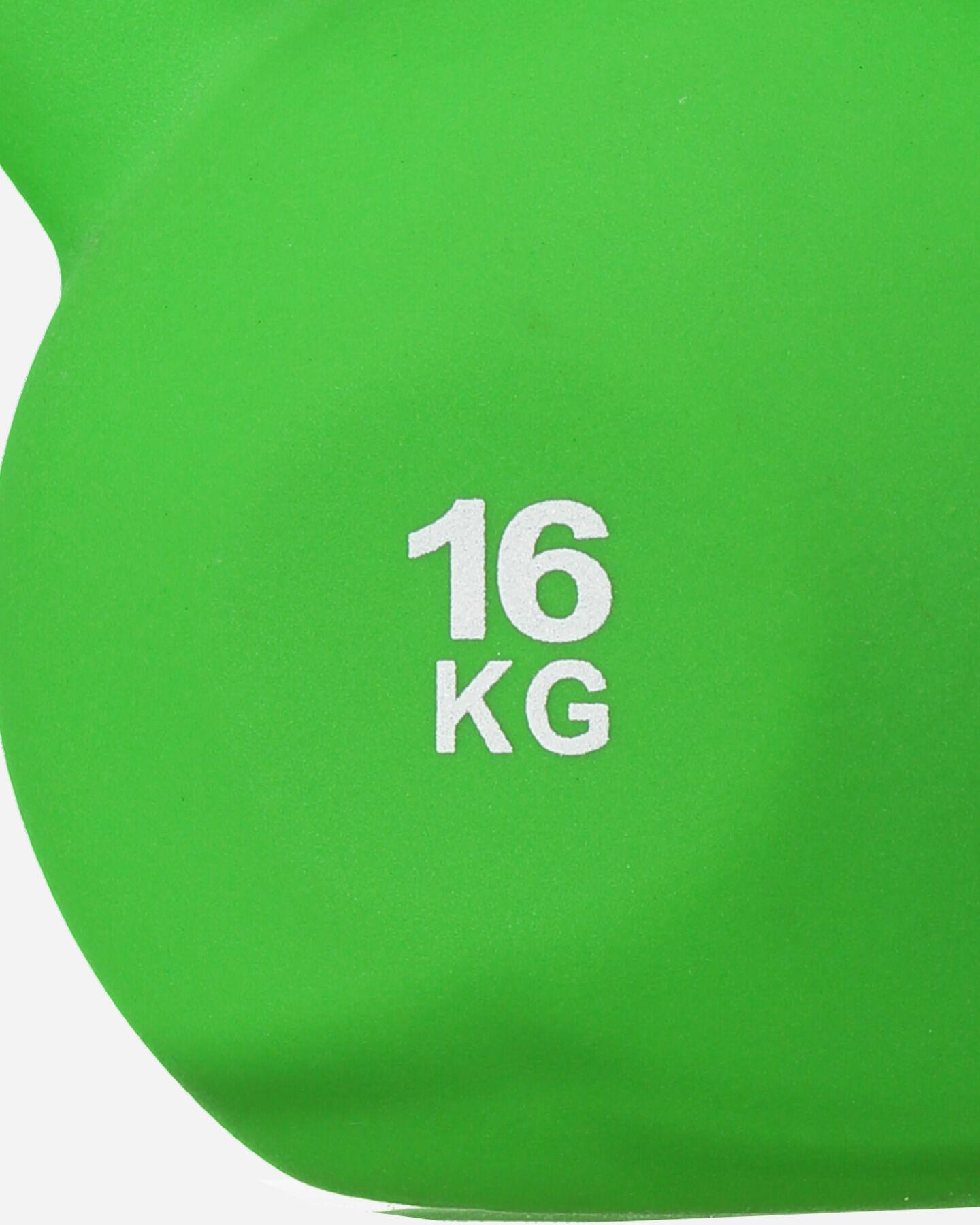 Manubrio CARNIELLI KETTLEBELL 16 KG S1194268|1|UNI scatto 1