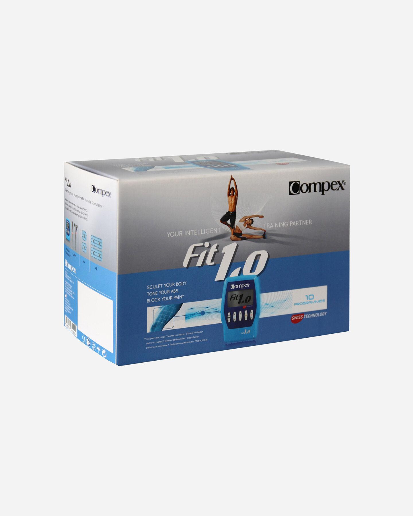 Elettrostimolatore COMPEX FIT 1.0 S1310954|1|UNI scatto 1