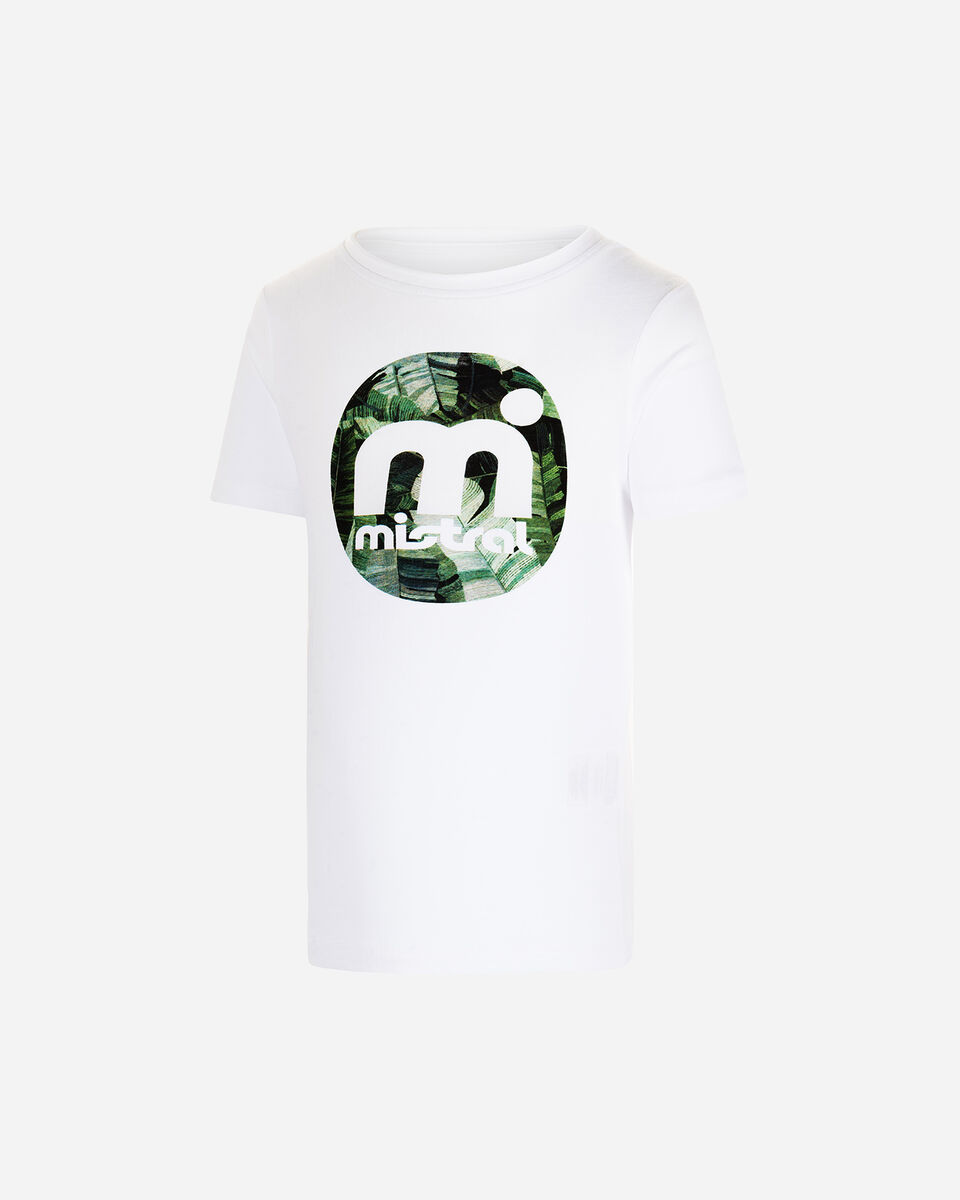 T-Shirt MISTRAL PLOGO JUNGLE JR S4087900 scatto 0