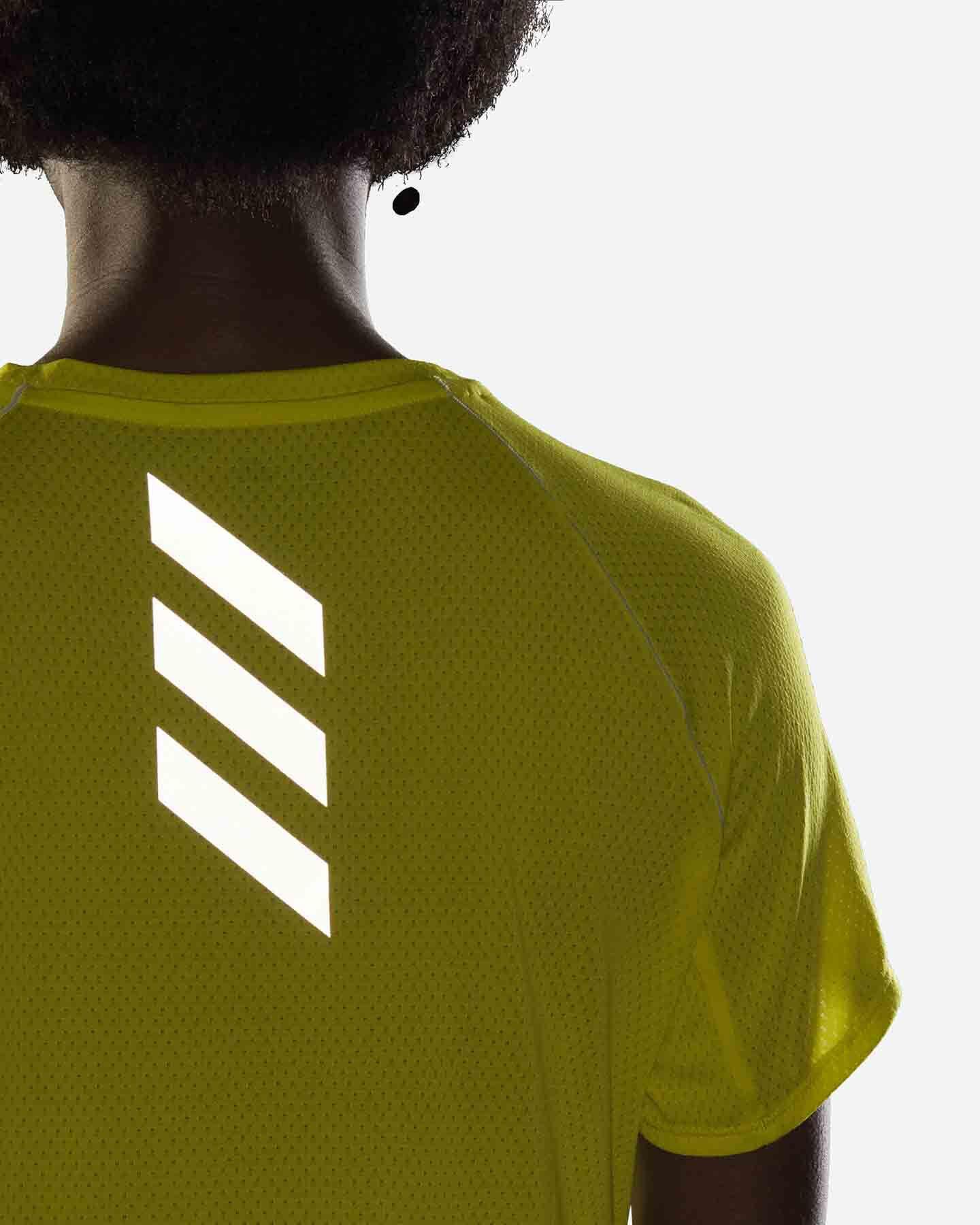 T-Shirt running ADIDAS RUNNER W S5273922 scatto 5