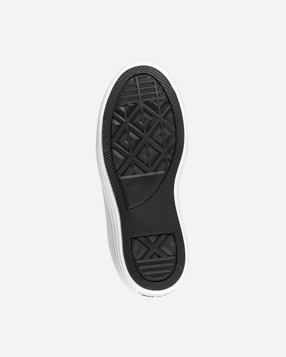 Scarpe sneakers CONVERSE CHUCK TAYLOR ALL STAR MOVE PLATFORM W S5231651 scatto 2