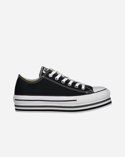 Scarpe sneakers CONVERSE CHUCK TAYLOR ALL STAR PLATFORM W