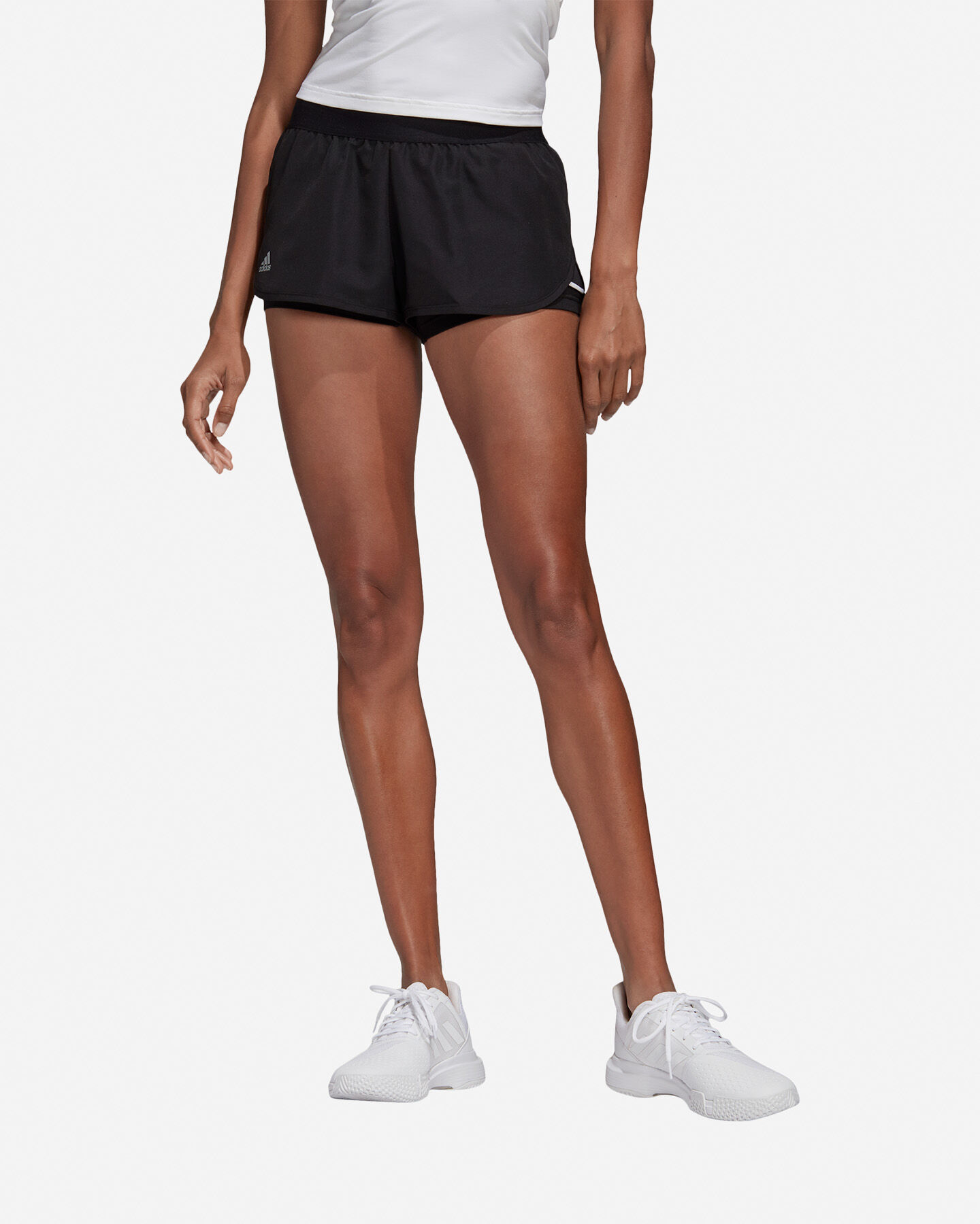 Pantaloncini tennis ADIDAS CLUB M S5155194 scatto 2