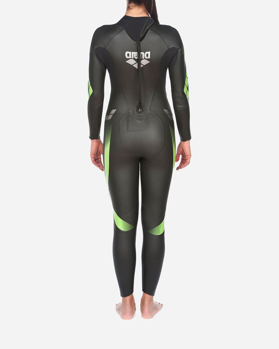 Costume piscina ARENA TRIWET W S4031120 scatto 4