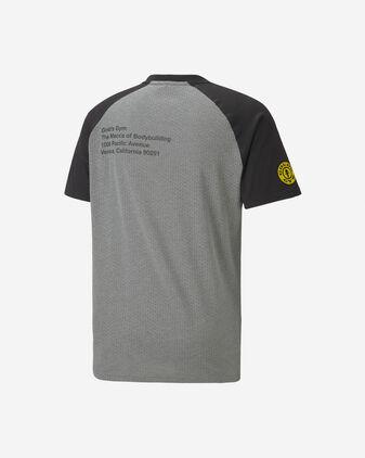 T-Shirt PUMA GOLD'S GYM M
