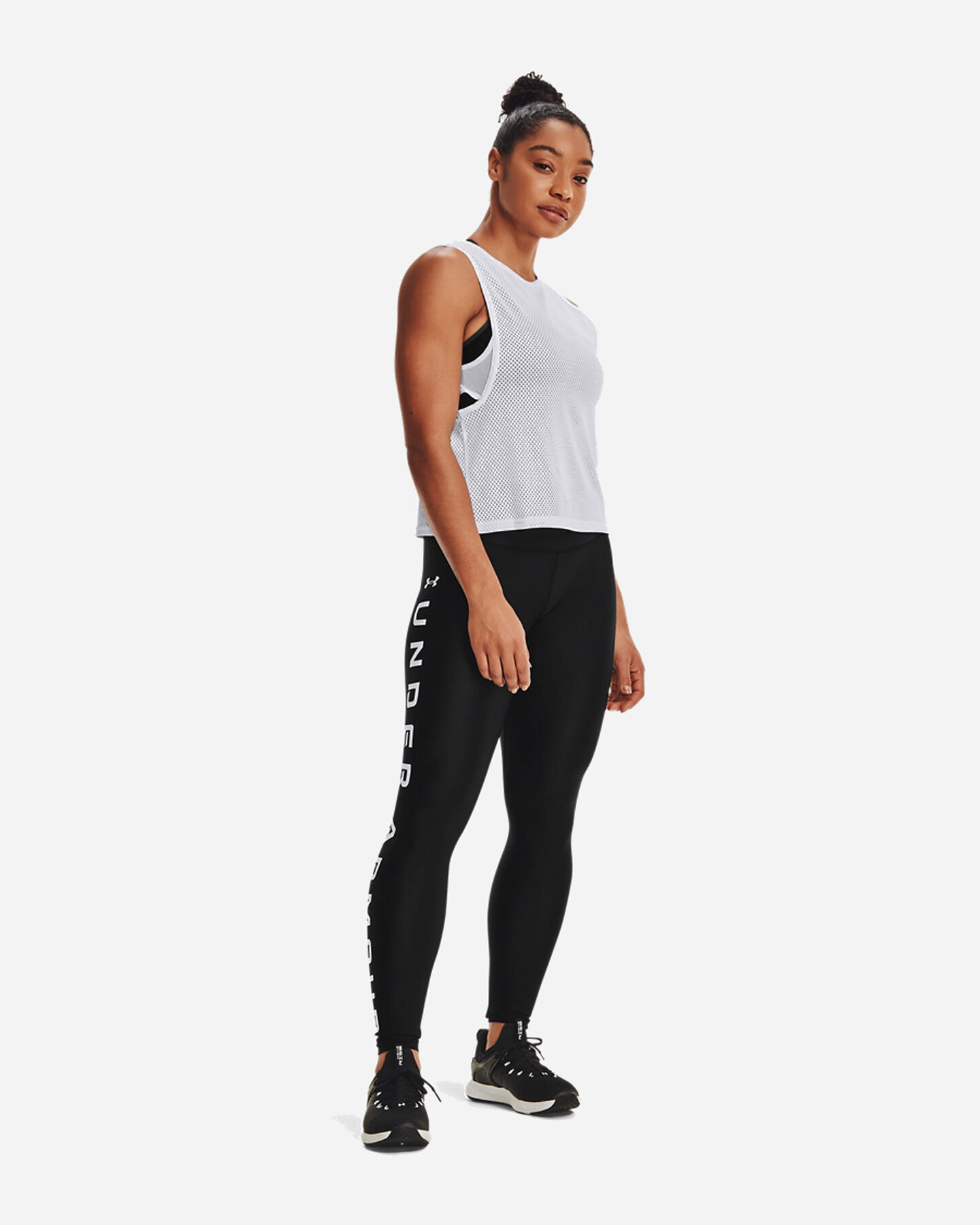 Leggings UNDER ARMOUR LATERAL LOGO W S5287029 scatto 4