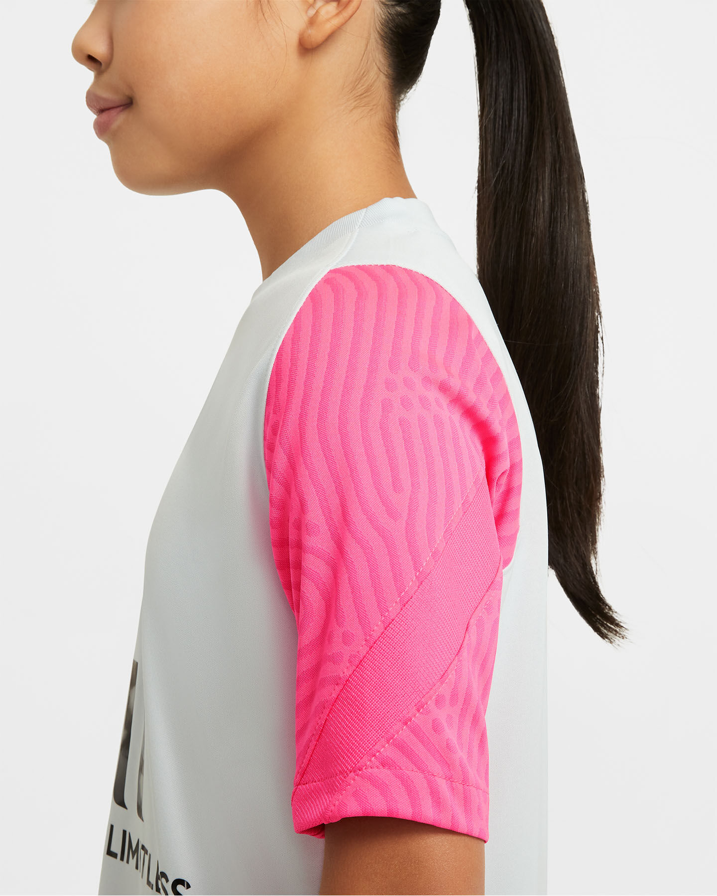Abbigliamento calcio NIKE PSG STRIKE JR S5269124 scatto 4