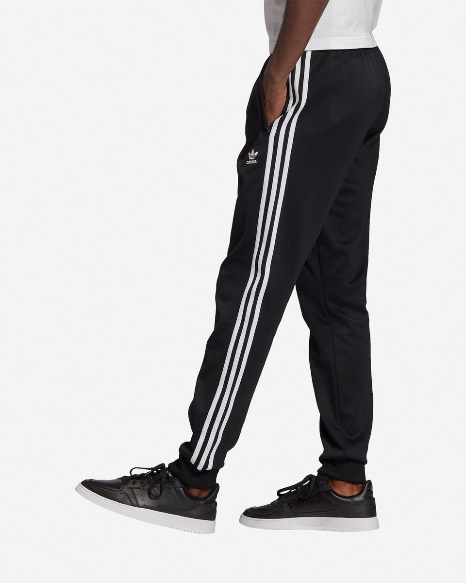 Pantalone ADIDAS SST TRACK M S5210900 scatto 3