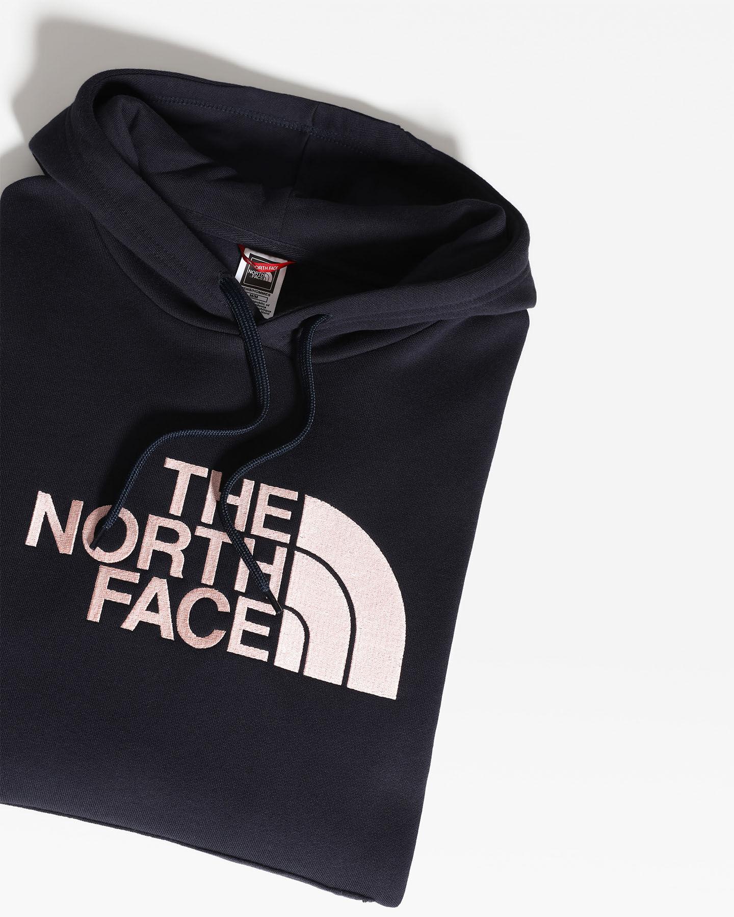 Felpa THE NORTH FACE DREW PEAK M S1303942 scatto 2