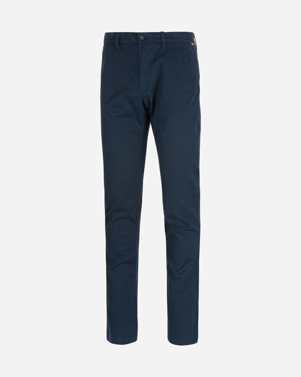 Pantalone TIMBERLAND SARGENT CHINOS SLIM M S4083670 scatto 0
