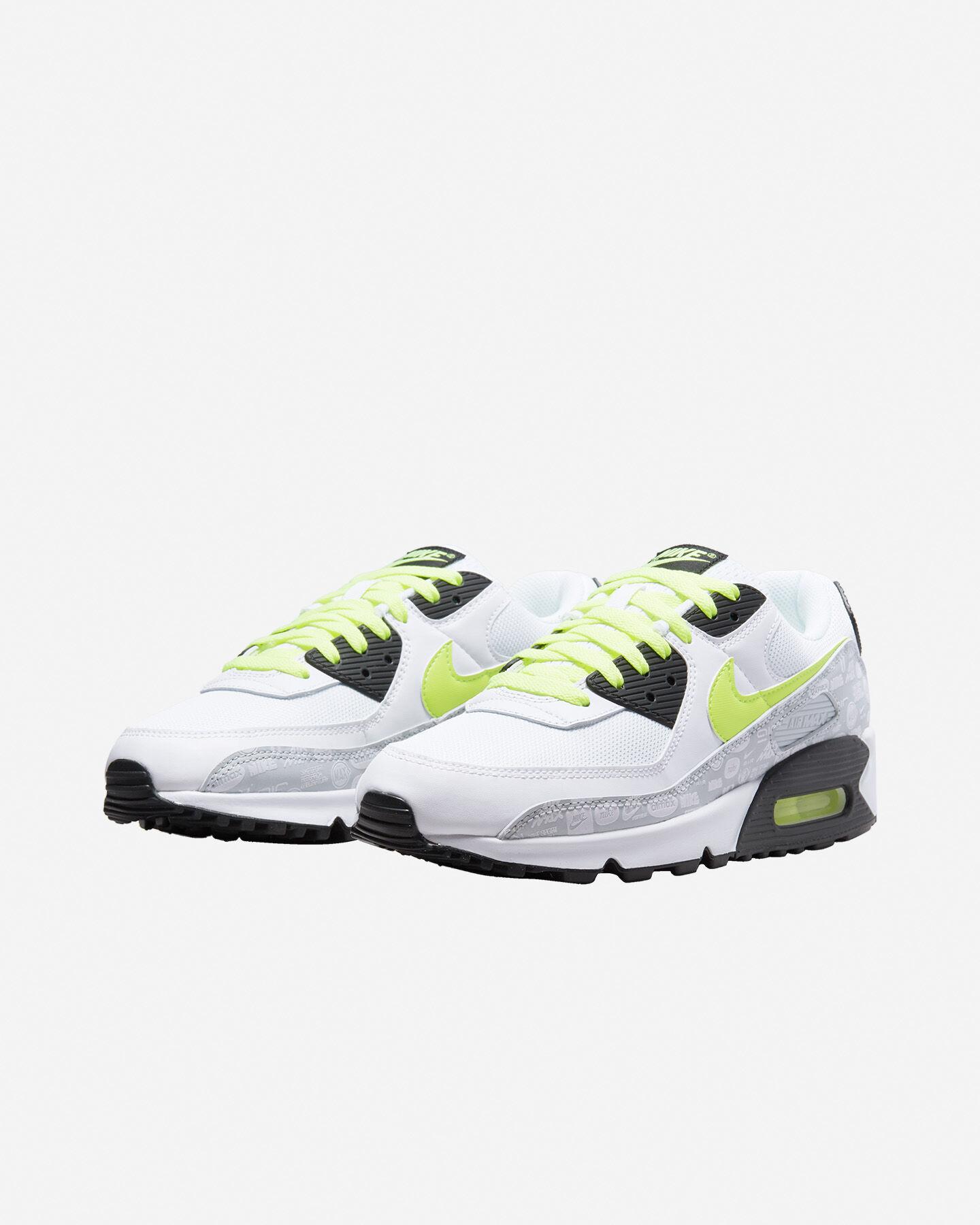 Scarpe sneakers NIKE AIR MAX 90 M S5321613 scatto 1