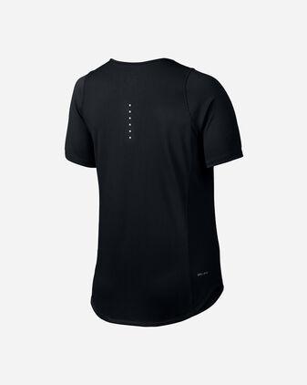 T-Shirt running NIKE RELAY W