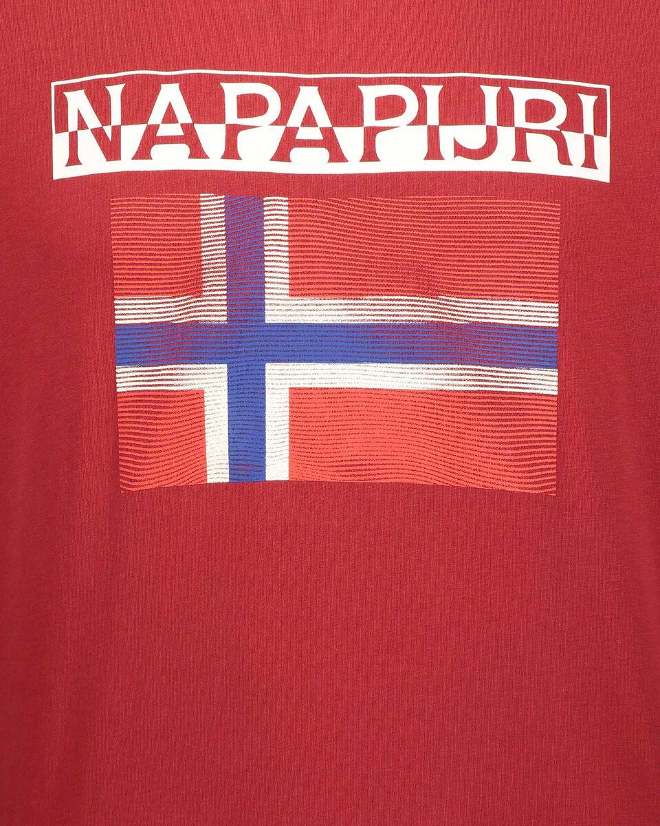 T-Shirt NAPAPIJRI SURF FLAG M S4088846 scatto 2