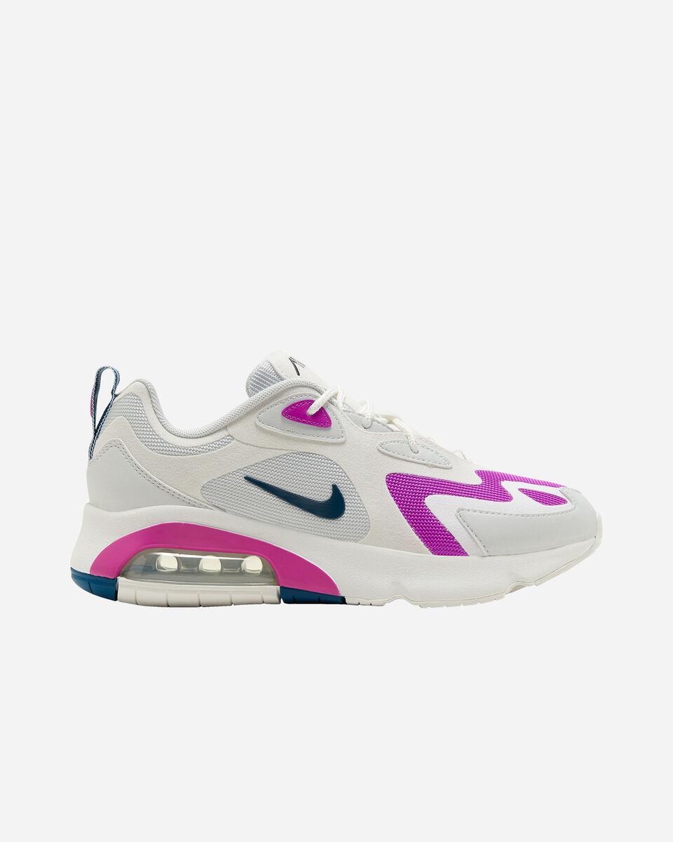 Scarpe sneakers NIKE AIR MAX 200 W S5162238 scatto 0