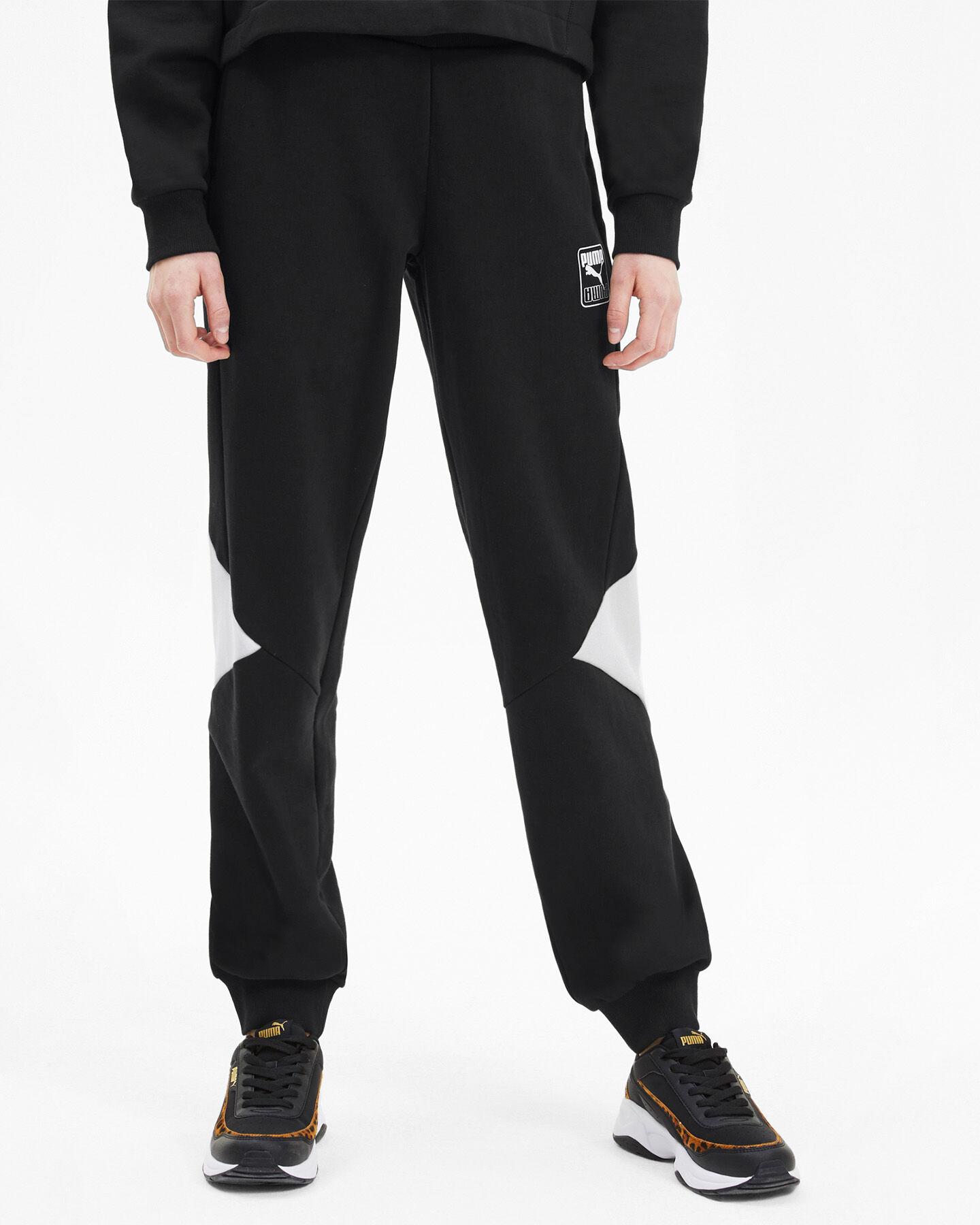 Pantalone PUMA FNG INSERT W S5235275 scatto 2