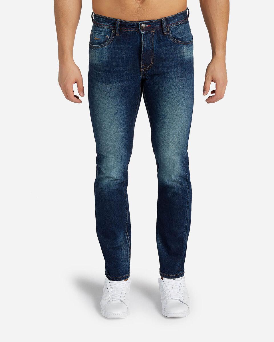 Jeans COTTON BELT WALDO MODERN REGULAR M S4070903 scatto 0