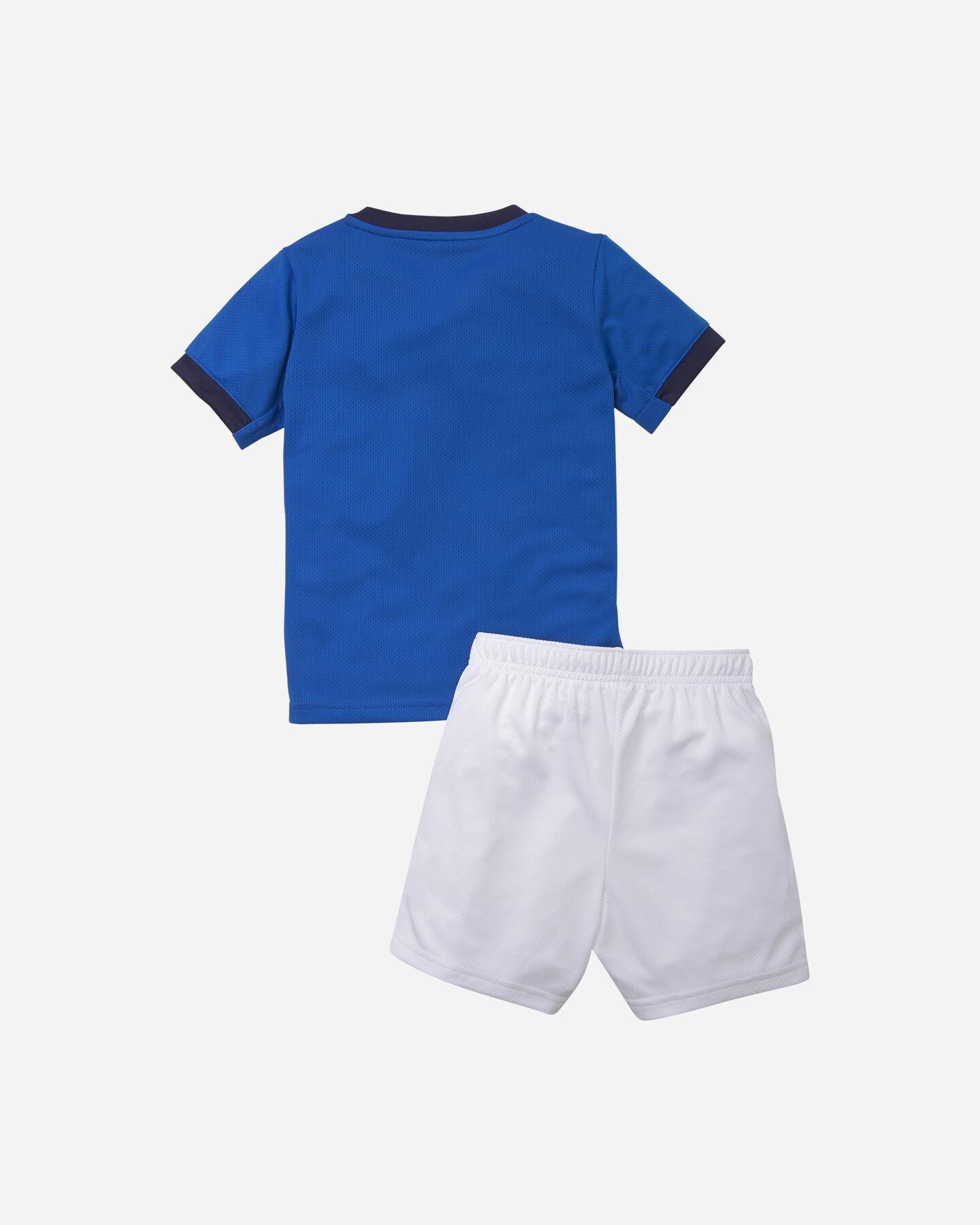 Abbigliamento calcio PUMA ITALIA MINIKIT HOME 20 JR S5172940 scatto 1