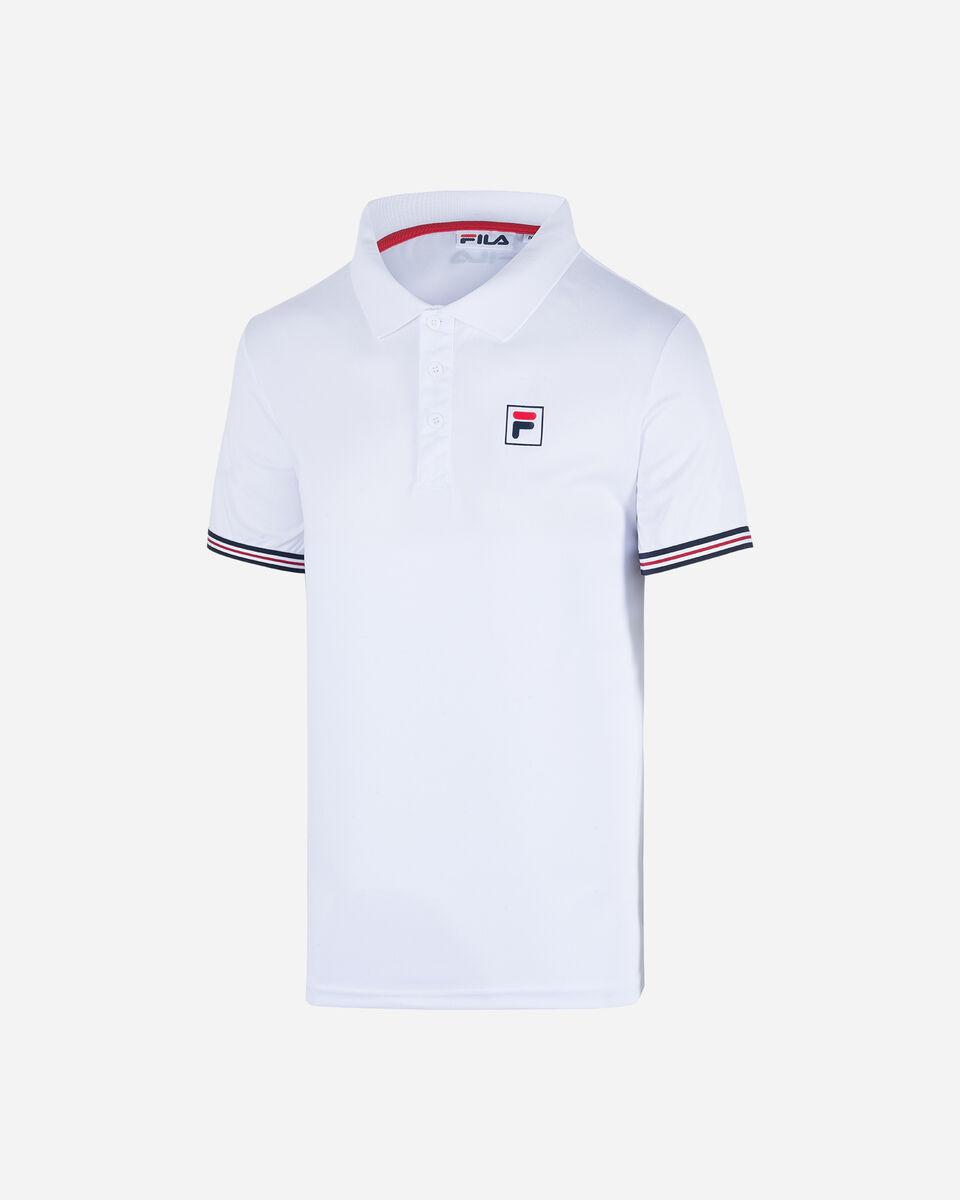 Polo tennis FILA TENNIS M S4075796 scatto 0