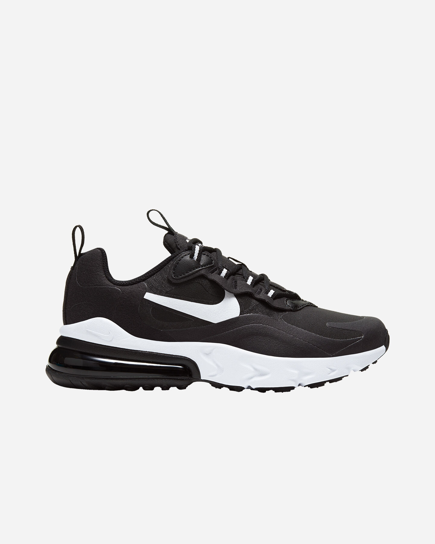 Scarpe sneakers NIKE AIR MAX 270 REACT JR GS S5161713 scatto 0
